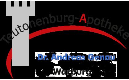 Teutonenburg-Apotheke, Warburg